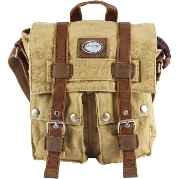 Urban Edge Corbin Canvas Messenger Bag