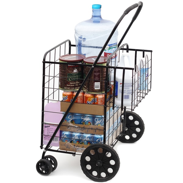 251299050767 besides Search also Dlux Black Extra Large Heavy Duty Folding Shopping Cart With Swivel Wheels besides Extra Large Rear Basket For Pride Scooter P2694 further Burley Travoy Urban Bike Trailer. on extra large folding grocery cart