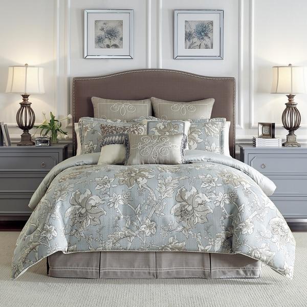 Croscill Alexandria Comforter Set 18370573 Overstock