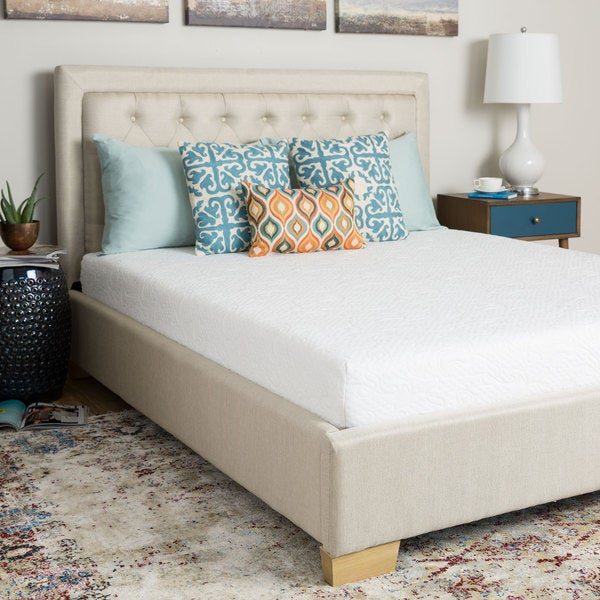 Spring Air 8-inch Full-size Memory Foam Mattress