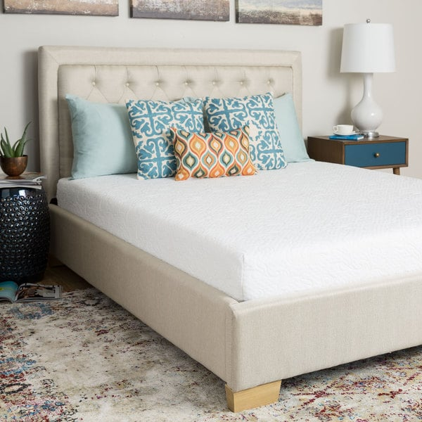 Spring Air 8-inch Twin XL-size Memory Foam Mattress