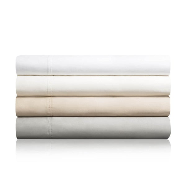 Malouf Woven 600TC Luxurious Soft Cotton Blend Sheet Set