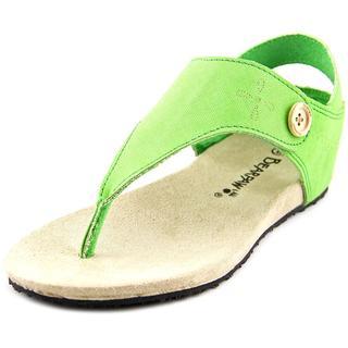 Bearpaw Women's 'April' Faux Leather Sandals