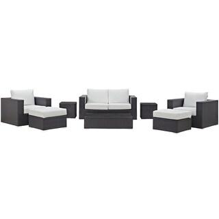 Gather 8 Piece Outdoor Patio Sofa Set