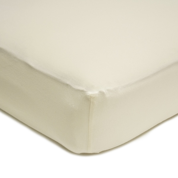 Natures Purest Sleepy Safari Fitted Crib Sheet