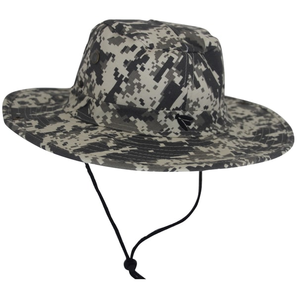Bughat Trailblazer Mosquito Net Hat-digital Camo Unisex Sun and Bug Protection Hat 50+ Sun Protection-mosquito Hat-bug Hat