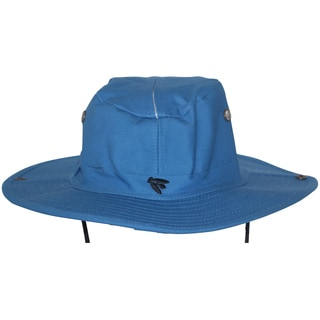 Bughat Trailblazer Mosquito Net Hat- Blue Medium -unisex Sun and Bug Protection Hat- 50+ Sun Protection-mosquito Hat-bug Hat