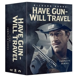 Have Gun Will Travel: The Complete Series (DVD)