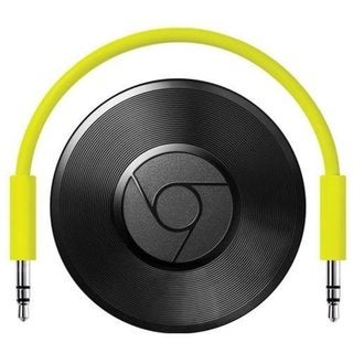 Google Chromecast Audio (Black)