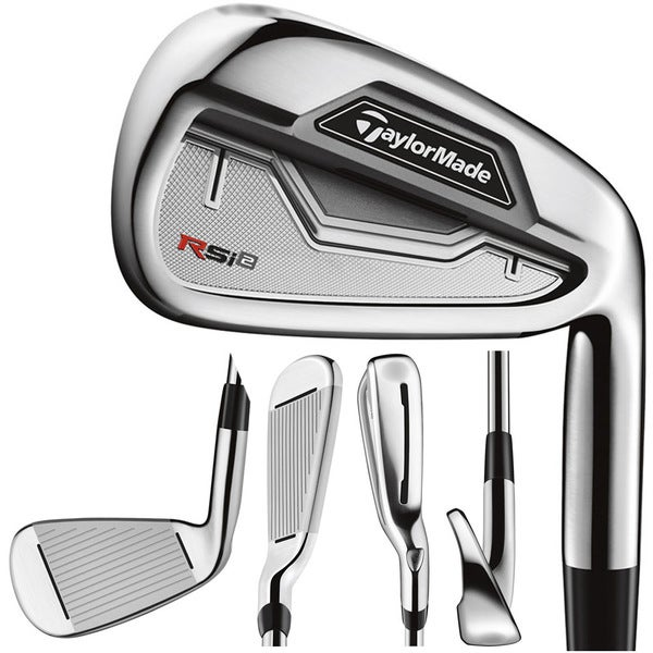 TaylorMade RSi 2 Forged Iron Set
