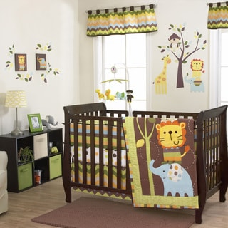 Belle ZuZu And Friends 3-piece Crib Bedding Set