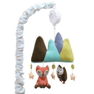 Little Haven Clever Fox Musical Mobile