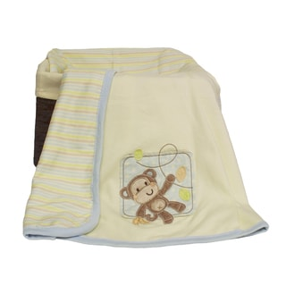 Little Haven Go Bananas Organic Blanket