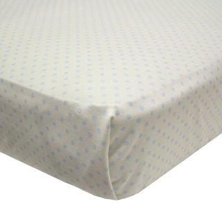Little Haven Go Bananas Organic Fitted Sheet