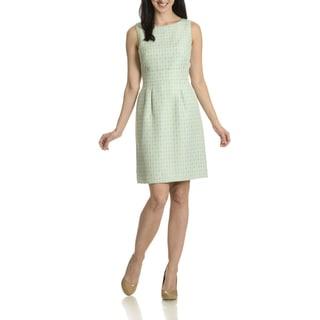 Tahari Arthur S. Levine Women's Pattern Dress