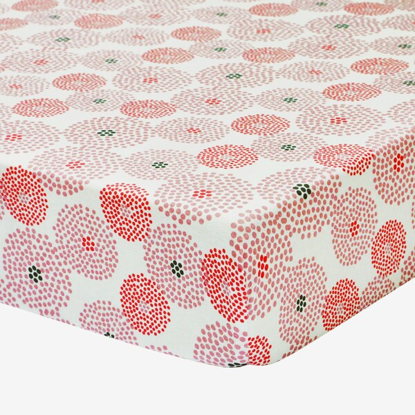 Petit Nest Chloe Jersey Fitted Crib Sheet
