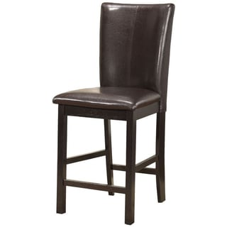 North Canyon Polished Cherry Bar Stool Set Of 2