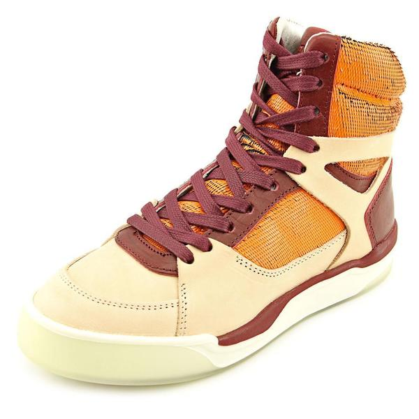 Alexander McQueen By Puma Women's 'McQ Move Femme Mid' Leather Athletic
