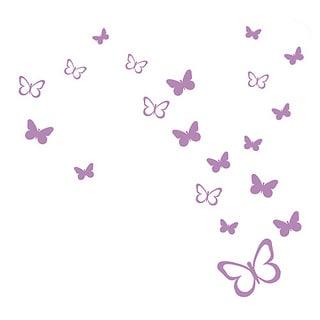 Petit Tresor Papillon Printed Mirror