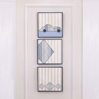 Petit Tresor Luca Embellished Canvas Set