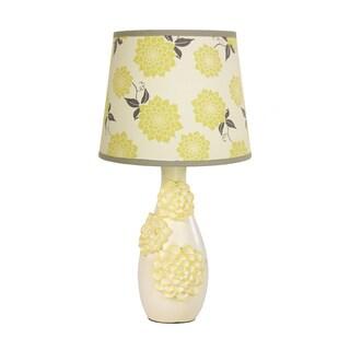 The Peanut Shell Stella Lamp