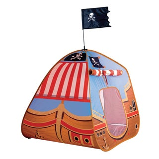 Schylling Pop Up Company Pirate Galleon Pop Up Tent