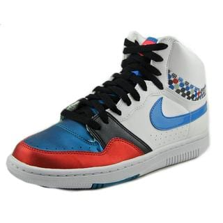 Nike Women's 'Court Force High' Faux Leather Casual Shoes