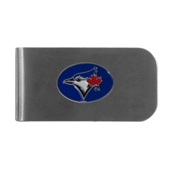 Toronto Blue Jays Sports Team Logo Bottle Opener Money Clip