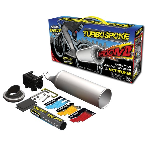 Schylling Turbospoke Bicycle 'Exhaust' Pipe