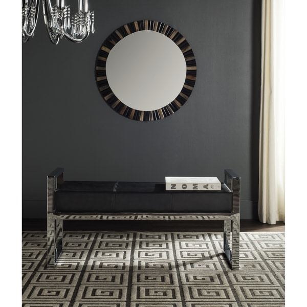 Safavieh Slade Black Bench