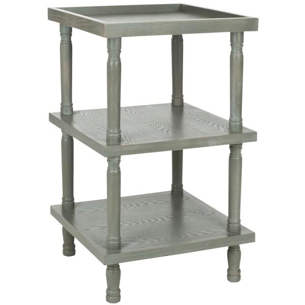 Safavieh Esmeralda French Grey Side Table