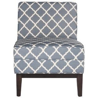Safavieh Armond Navy Accent Chair