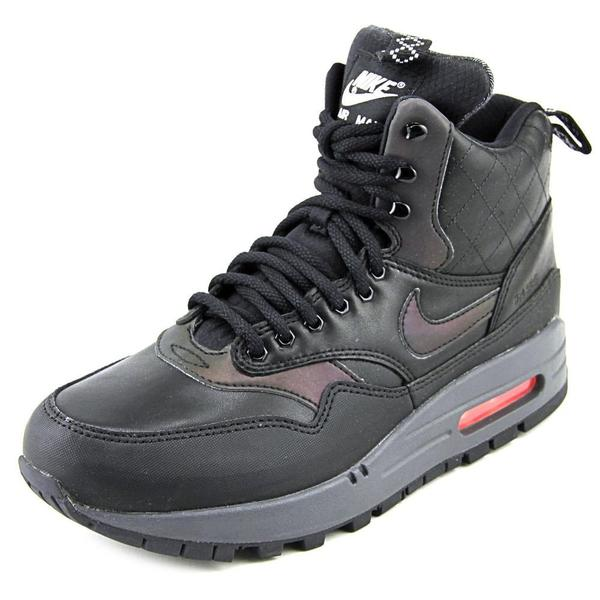 Nike Women's 'Max 1 Mid Sneakerboot' Leather Athletic