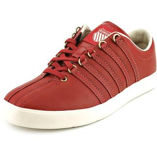 K-Swiss Women's 'The Classic Lite P ' Leather Athletic