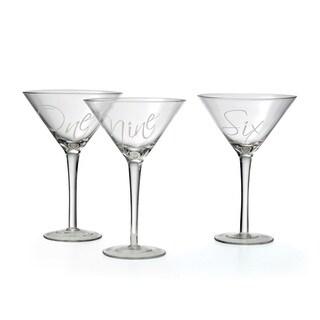 Hip Vintage Martinez Martini Glass (Set of 12)