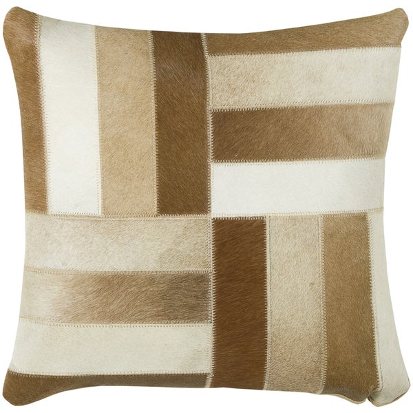 Rizzy Home Animal Print Patterned 18-inch Throw Pillow 17579180