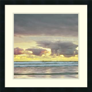 Ryan Hartson-Weddle 'Immersed I' Framed Art Print 24 x 24-inch