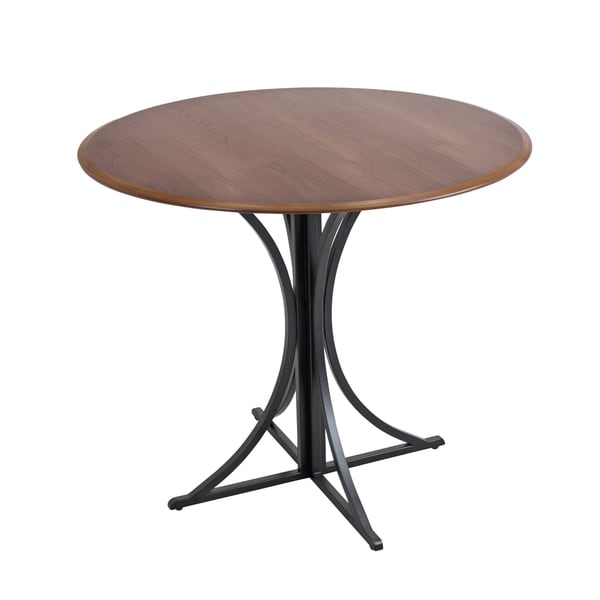 Industrial Table Industrial Round Dining Table