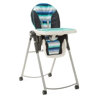 Carter's Adjustable High Chair in Whale of a Time