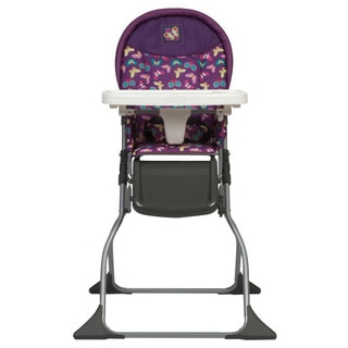 Cosco Simple Fold in Butterfly Twirl High Chair