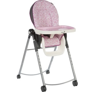 Safety 1st Girls' Adaptable Sorbet Pink High Chair
