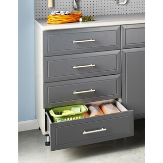 Altra Storage Unit With 4 Baskets 14949945 Overstock