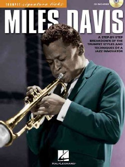 Miles Davis: Trumpet Signature Licks
