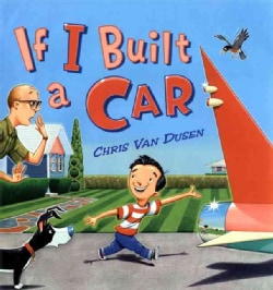 If I Built a Car (Hardcover)