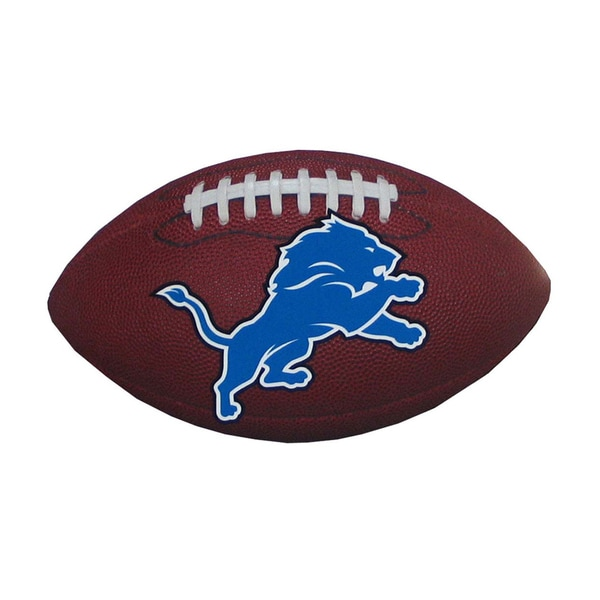Detroit Lions Sports Team Logo Small Magnet