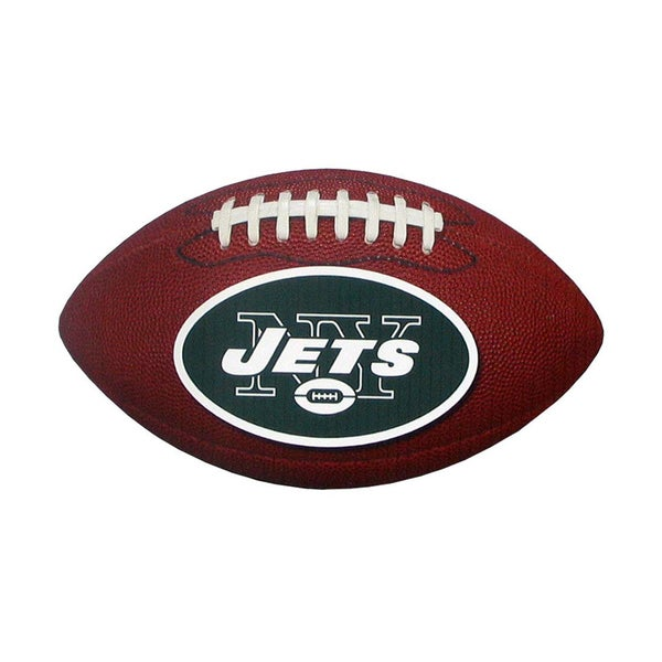 New York Jets Sports Team Logo Small Magnet