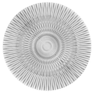 Genesis Round Charger Plate