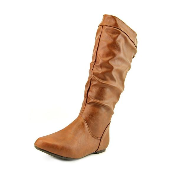 Judith Women's 'Kase' Faux Leather Boots