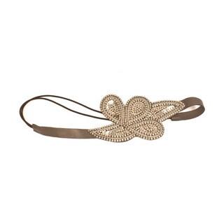 Cleopatra Silver Headband (India)