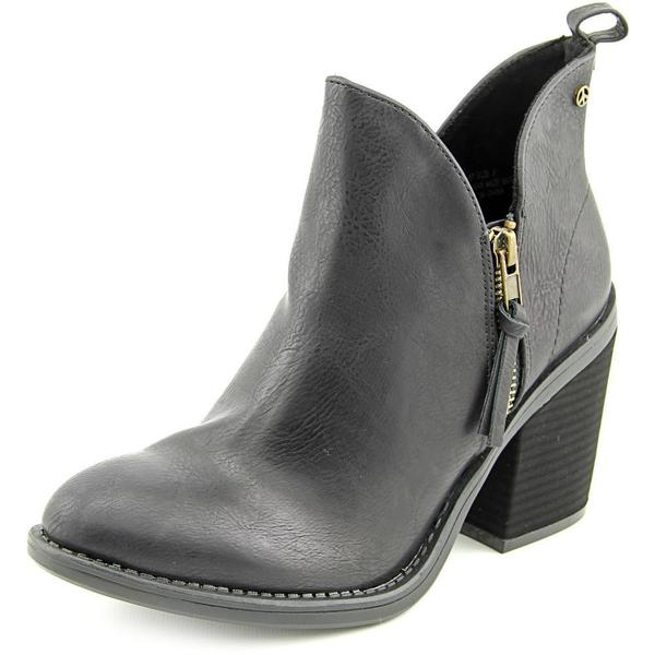 Groove Women's 'Kat' Faux Leather Boots